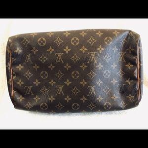 Louis Vuitton Bags - ADDITIONAL PHOTOS Louis Vuitton Speedy 30